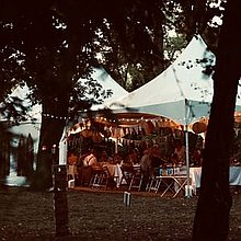 Covered Events Bell Tent