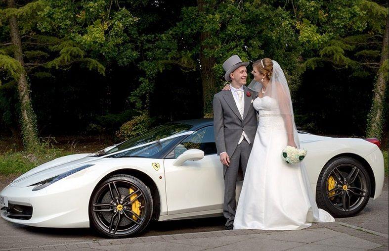 Wedding Supercars - Transport  - Newbury - Berkshire photo