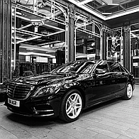 AGR Chauffeurs Luxury Car