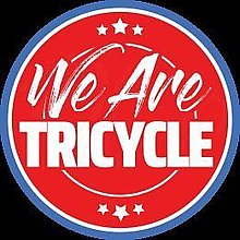 We Are Tricycle Popcorn Cart