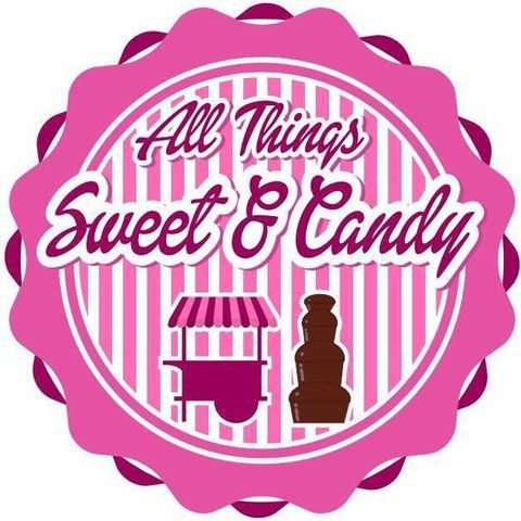 All Things Sweet & Candy - Catering , York,  Chocolate Fountain, York Sweets and Candy Cart, York