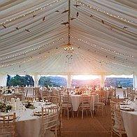 The Marquee Hire Company Party Tent