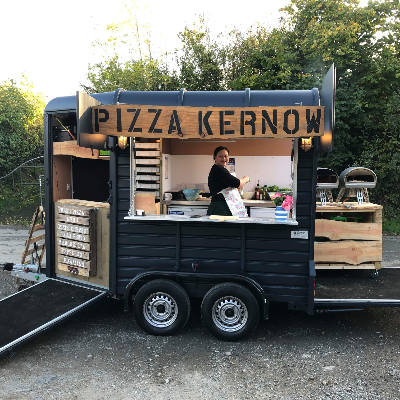 Pizza Kernow Food Van