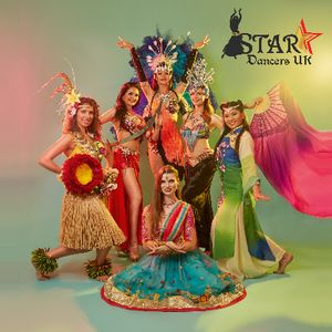 Star Dancers UK - Dance Act , London,  Bollywood Dancer, London Burlesque Dancer, London Belly Dancer, London Ballet Dancer, London Latin & Flamenco Dancer, London Dance Instructor, London Dance Troupe, London Irish Dancer, London Dance show, London