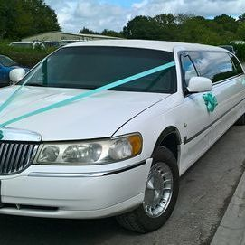 Hi-Profile Limousines & Wedding Cars Vintage & Classic Wedding Car