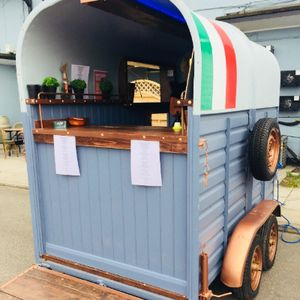 CIN GIN Mobile Bar