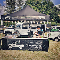 The Land Doughver Street Food Catering