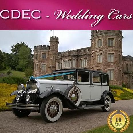 CDEC Wedding Cars Vintage & Classic Wedding Car