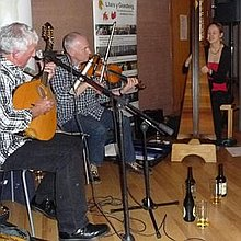 Backroom Band Folk Band
