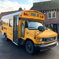 Burger Bus Burger Van
