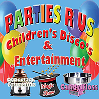 Parties 'R' Us Children's Disco's And Entertainment Mobile Disco