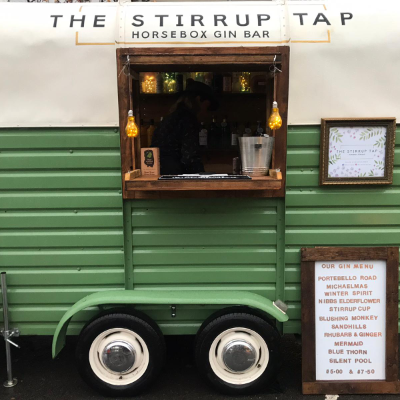 The Stirrup Tap Mobile Bar