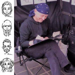 Silu Design Studio - Live Caricature Caricaturist