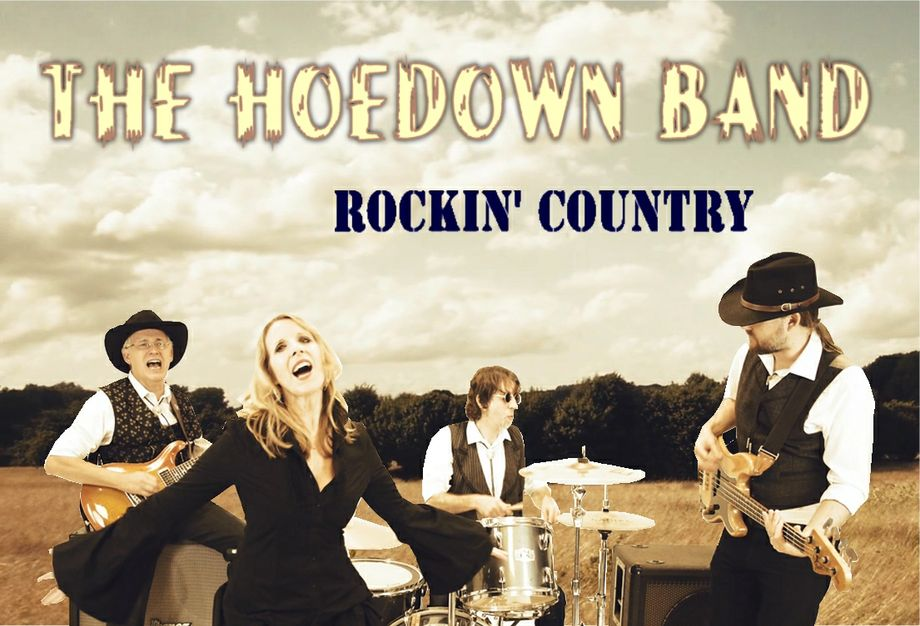 The Hoedown Band - Live music band  - Bedfordshire - Bedfordshire photo