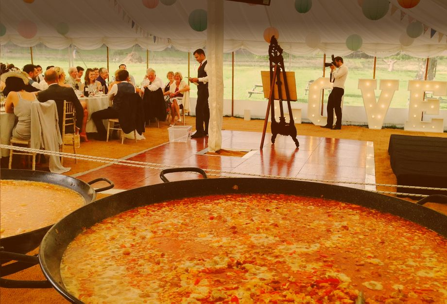 Idelica Paella Catering - Catering  - Christchurch - Dorset photo