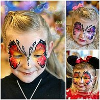 Making Faces face painters Face Painter