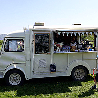 Carolines Little Kitchen Crepes Van