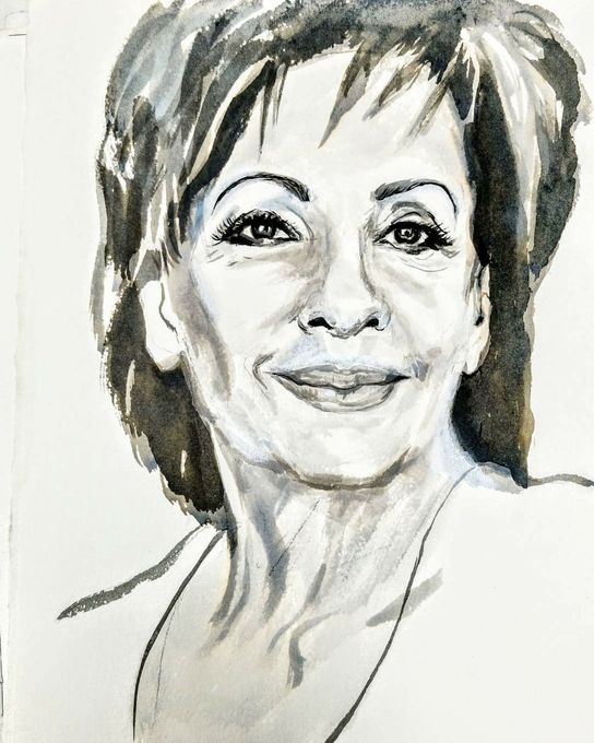 South West Portraits - Caricaturist  - Truro - Cornwall photo
