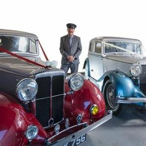 Celebration Vintage Cars Chauffeur Driven Car