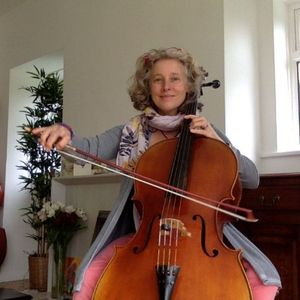 The Cello Lady Solo Musician