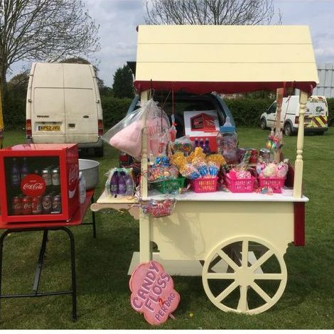 Sweetie Thingz - Catering , Lancaster,  Popcorn Cart, Lancaster Candy Floss Machine, Lancaster Sweets and Candy Cart, Lancaster