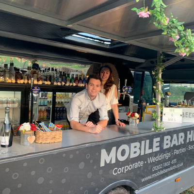 VertigoEvents Mobile Bar