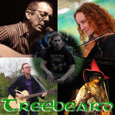 Treebeard Live music band