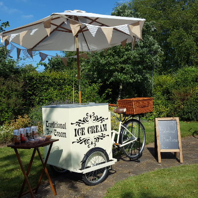 Fabulous Functions Ice Cream Cart