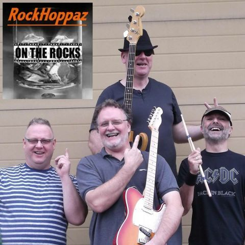 Rockhoppaz Live music band