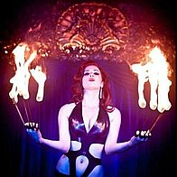 Hafla Entertainment London Burlesque Dancer