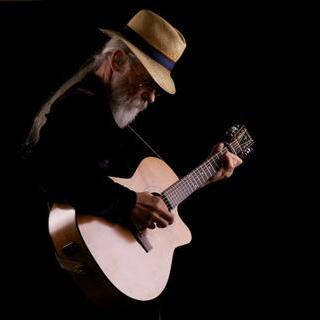Panama Dave Parrett Guitarist
