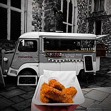 The Focaccia Co Food Van