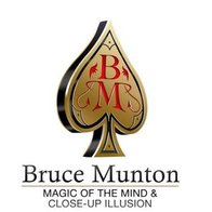 The Magic of Bruce Munton Magician