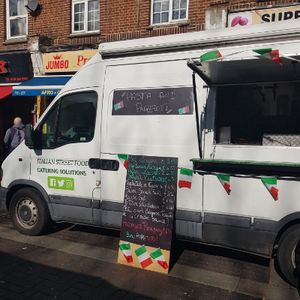 Italian Food Concept Ltd Food Van