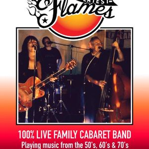 The Latest Flames - Live music band , Cumbria,  Vintage Band, Cumbria Country Band, Cumbria Rock And Roll Band, Cumbria