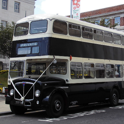 Wyvern Omnibus Ltd Vintage & Classic Wedding Car