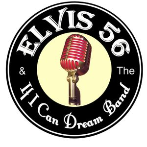 Elvis 56 Solo Show  or with  his own band The if I Can Dream Band Tribute Band