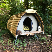 Landpod- Unique Pop Up Glamping Pods Marquee & Tent