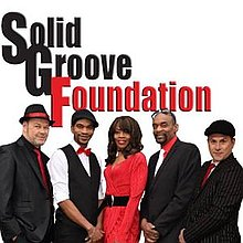 Solid Groove Foundation Funk band