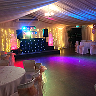 Disco in Cornwall Wedding DJ
