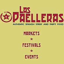Las Paelleras Paella Catering
