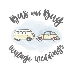 Bus and Bug Vintage Weddings Vintage & Classic Wedding Car