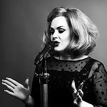 Adele Tribute Hometown Glory Wedding Singer