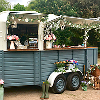 The Indi Coffee Box Mobile Bar