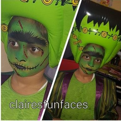 Clairesfunfaces - Children Entertainment , Coventry,  Face Painter, Coventry