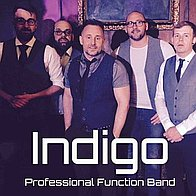 Indigo Function Band Wedding Music Band
