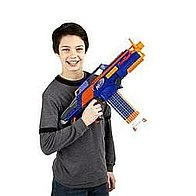 Kids Nerf Parties Games and Activities