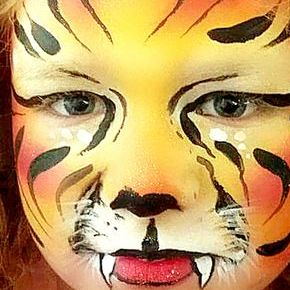 Hire Face painting ana balloon Twisting by cheekyfaces for your event in Bradford