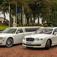 Enchanted Limousines and Wedding Cars Vintage & Classic Wedding Car