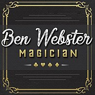 Ben Webster Magician Wedding Magician